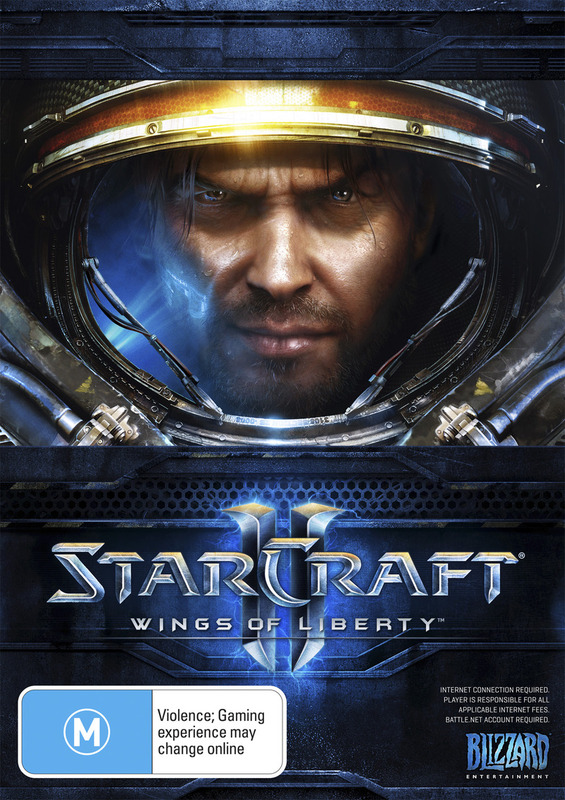 StarCraft II: Wings of Liberty for PC Games