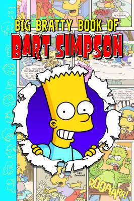 Simpsons Comics Presents by Matt Groening
