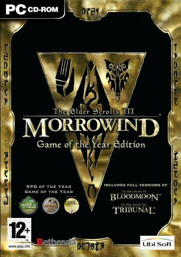 The Elder Scrolls III: Morrowind GOTY Edition for PC Games