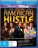 American Hustle on Blu-ray, UV