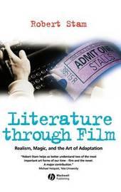 Literature Through Film by Robert Stam image