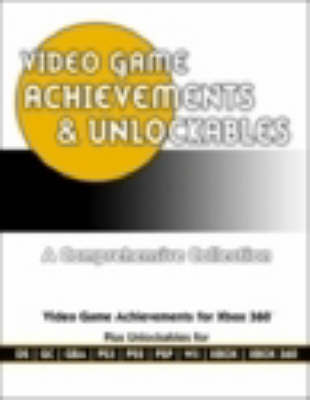 Video Game Achievements and Unlockables Guide by Prima Games