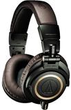 Audio-Technica ATH-M50X Limited Edition Studio Monitors - Dark Green