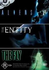 Aliens / The Entity / The Fly on DVD