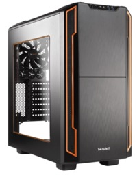 Be Quiet! Silent Base 600 Windowed - Orange