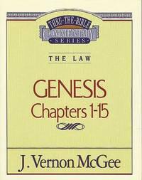 Genesis I by J. Vernon McGee image
