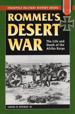 Rommel'S Desert War by Samuel W Mitcham image