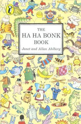 The Ha Ha Bonk Book by Janet Ahlberg image