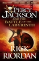Percy Jackson and the Battle of the Labyrinth: Bk. 4 by Rick Riordan