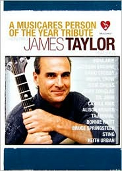 MusiCares Person Of The Year Tribute Honoring James Taylor, A on DVD image
