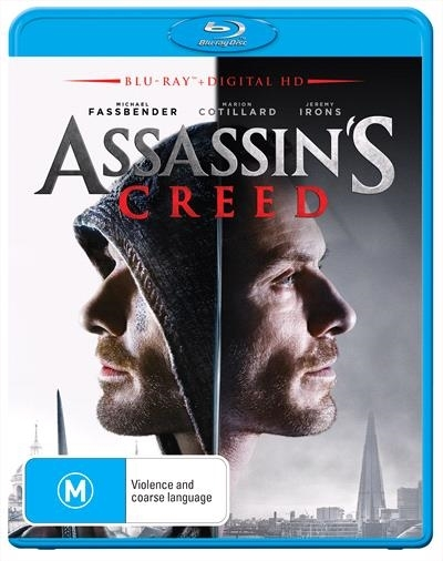 Assassin's Creed on Blu-ray image
