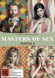Masters of Sex: Season 4 on DVD