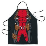 Marvel: Be the Character - Deadpool Apron