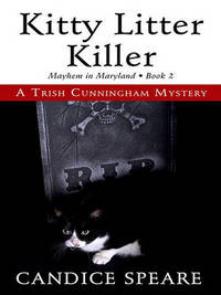 Kitty Litter Killer by Candice Speare image