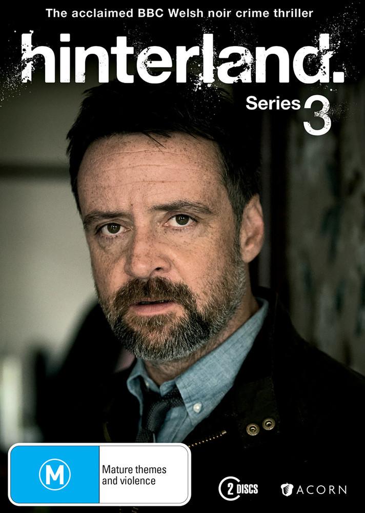 Hinterland - Series 3 on DVD image