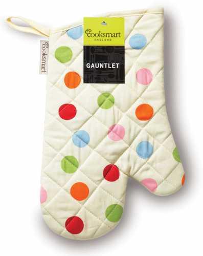 Spots Design Gauntlets image
