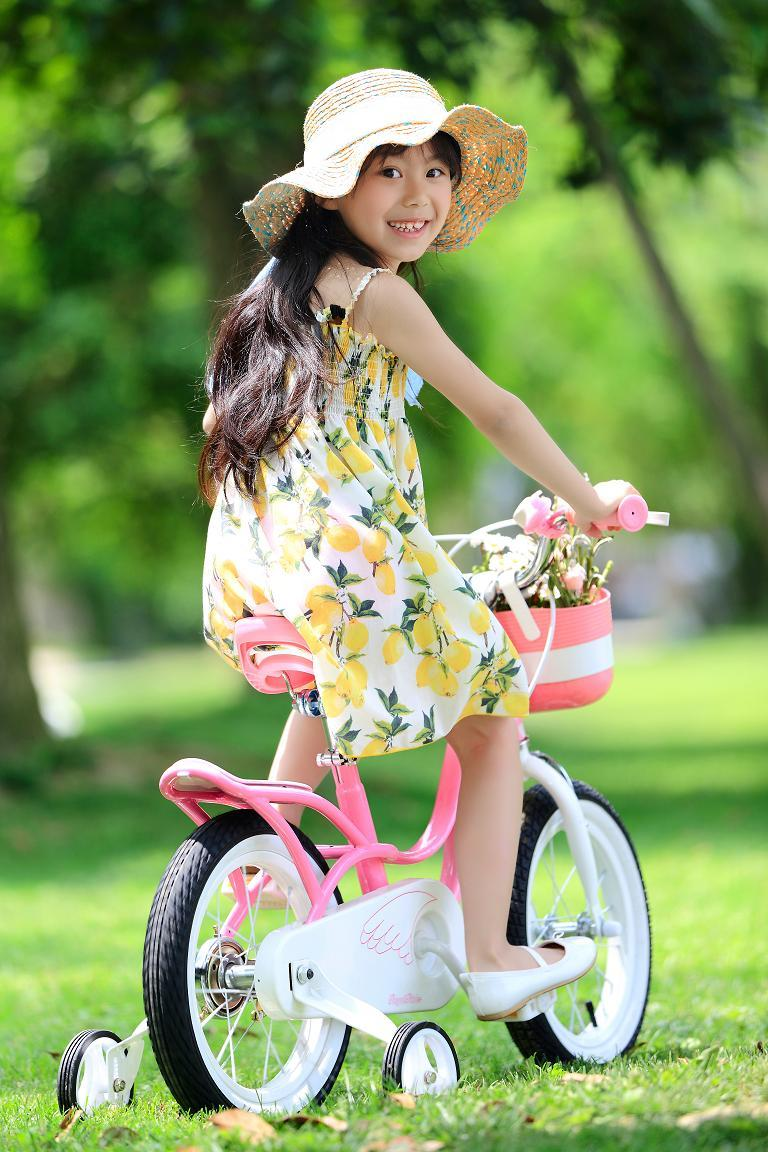 "RoyalBaby: Little Swan RB-18 - 14"" Bike image"