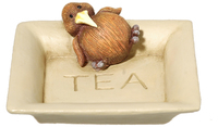 Kiwi Teabag Holder