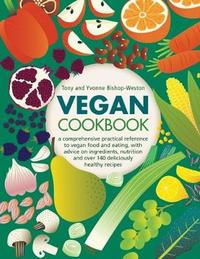 Vegan Cookbook by Tony Bishop-Weston image