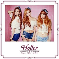 Holler (2nd Mini Album) by Girls' Generation-TTS