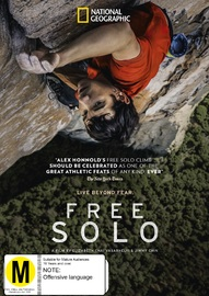 Free Solo on DVD