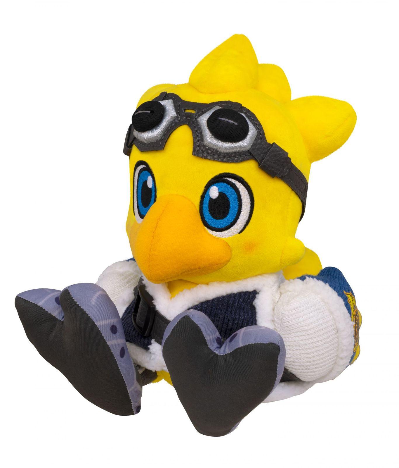 Final Fantasy XIV: Chocobo (Alpha) - Plush Toy image