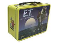 E.T. The Extra Terrestrial Retro Style Tin Tote