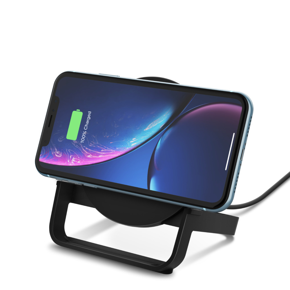 Belkin: BOOST↑UP™ 10W Wireless Charging Stand (Black) image