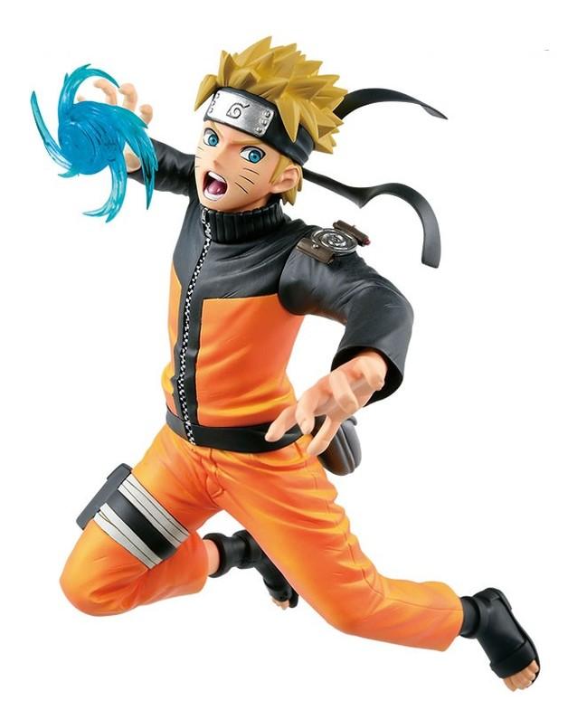 Naruto Shippuden: Naruto Uzumaki - PVC Figure