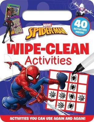 Spider-Man Wipe-Clean Activities (Marvel)