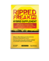 Ripped Freak Hybrid Supplement Fat Burner | 60 Capsules
