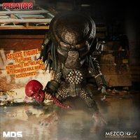 """Predator 2: City Hunter (Deluxe)- 6"""" MDS Figure"""