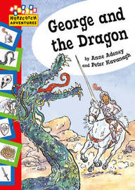 George and the Dragon by Anne Adeney image