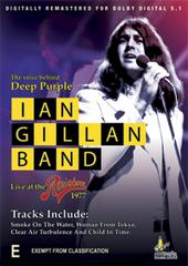 Ian Gillan Band - Live At Rainbow on DVD