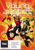 Young Justice - Season 1 Volume 2 DVD