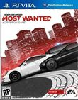 Need for Speed Most Wanted for PlayStation Vita