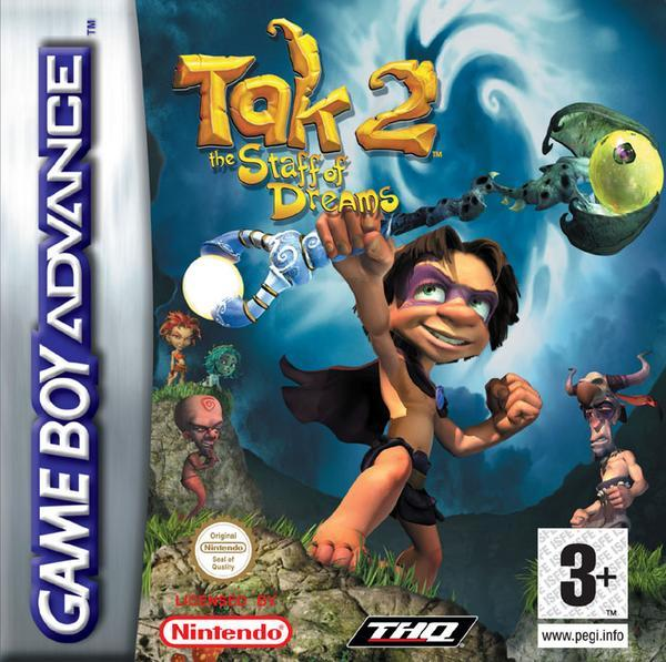 Tak 2: The Staff of Dreams for Game Boy Advance