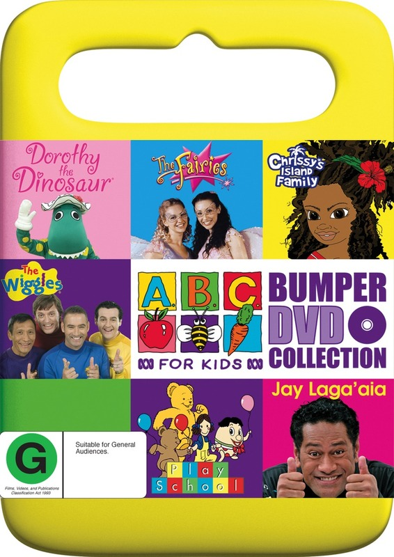 ABC For Kids - Bumper DVD Collection on DVD