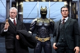 "Batman: The Dark Knight Armoury with Bruce Wayne and Alfred 12"" Action Figure Set"