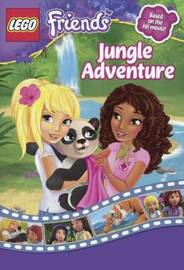Jungle Adventure by Scholastic