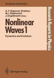 Nonlinear Waves 1