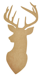 Kaisercraft: Beyond the Page Wall Art - Deer