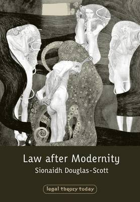 Law after Modernity by Sionaidh Douglas Scott image