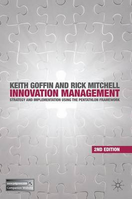 Innovation Management by Keith Goffin image