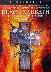 Black Sabbath - The Black Sabbath Story Vol 2 on DVD