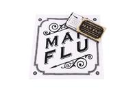 Dapper Chap Handkerchiefs - Man Flu (Set of 2)