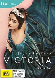 Victoria - The Complete First Season on DVD image
