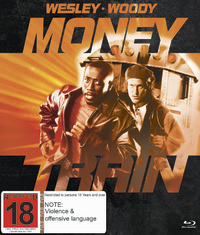 Money Train on Blu-ray