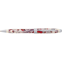 Cross: Botanica Red Hummingbird Vine Ballpoint Pen