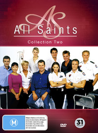 All Saints Collection Two on DVD